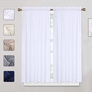 45 inch tier curtains