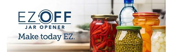 EZ Off Jar Opener Logo