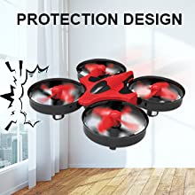 protection design helicopter