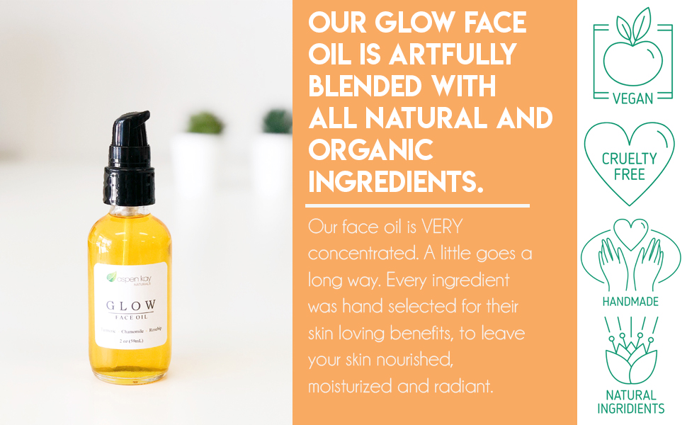 All Naturals Moisturizing Face Oil