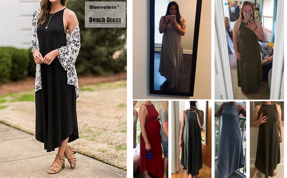 loose dresses for women floral long maxi dress flowy long dress summer beach dress boho sundress