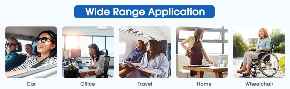 wide range application