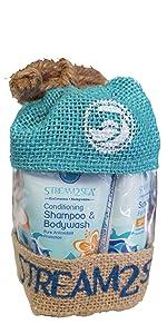 Toilitries toiletris bathroom kit package bundle sunblock beach day supplies family friendly