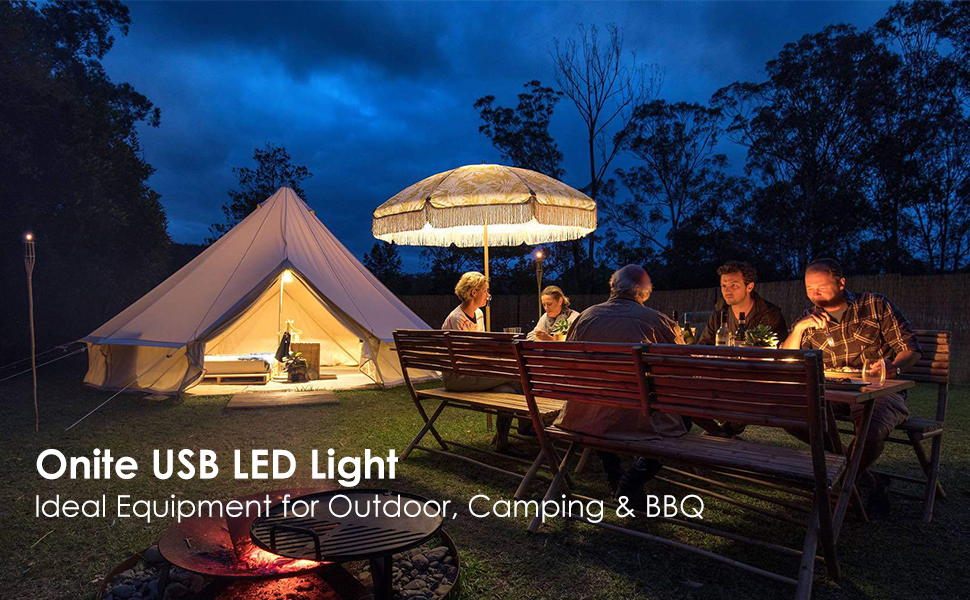 Ideal Equipment for Outdoor, Camping & BBQ