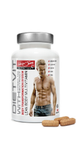 multivitamin and mineral supplement weight loss diet dietvit for men women tablets pills thermoblaze