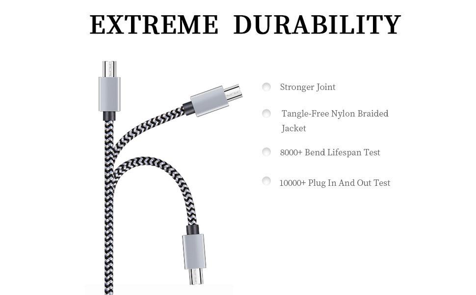 extreme durability