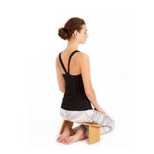 Meditation Bench Kneeling