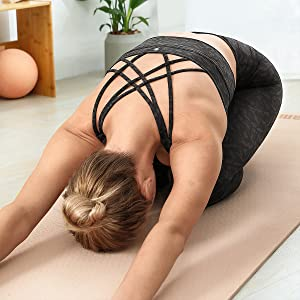 strappy sports bra la isla sexy cage cami yoga clothes bralette crop top