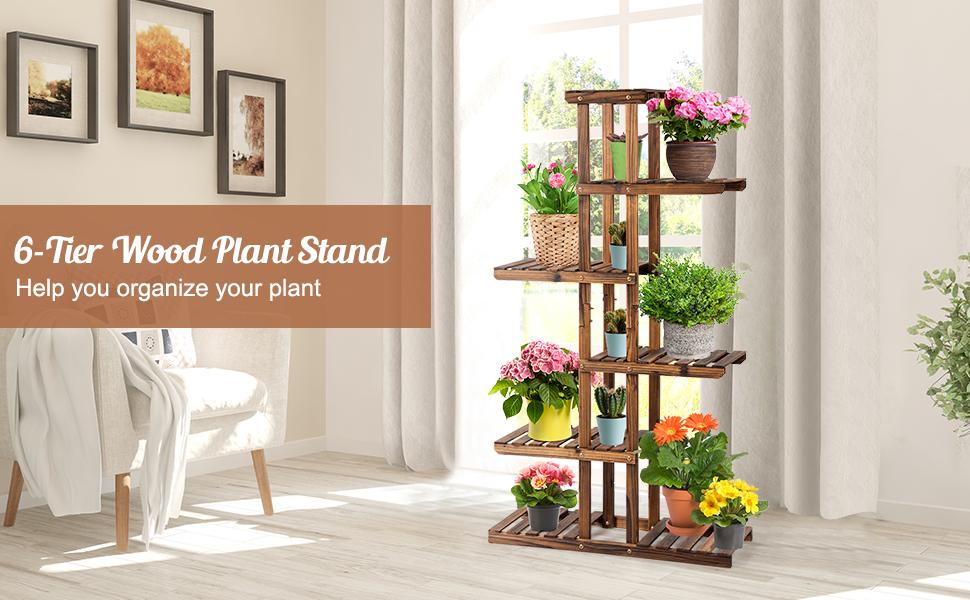 Giantex Flower Rack