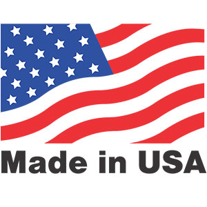 ExcelMark 8 Inch Decals - Made In The USA