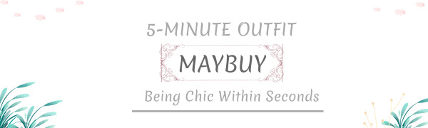 Maybuy mini skirts