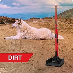 Scoop on dirt