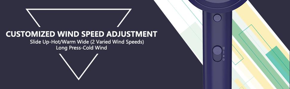 2 speed control