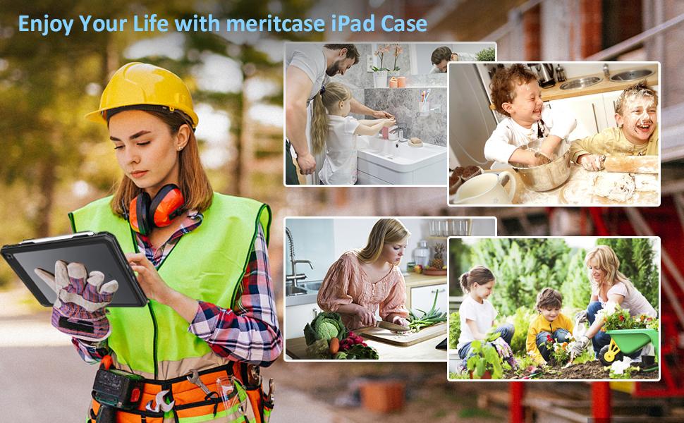 ipad 10.2 waterproof case