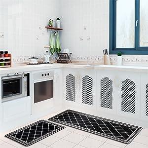 Padded Kitchen Rug