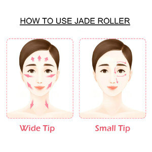 How to use Jade roller