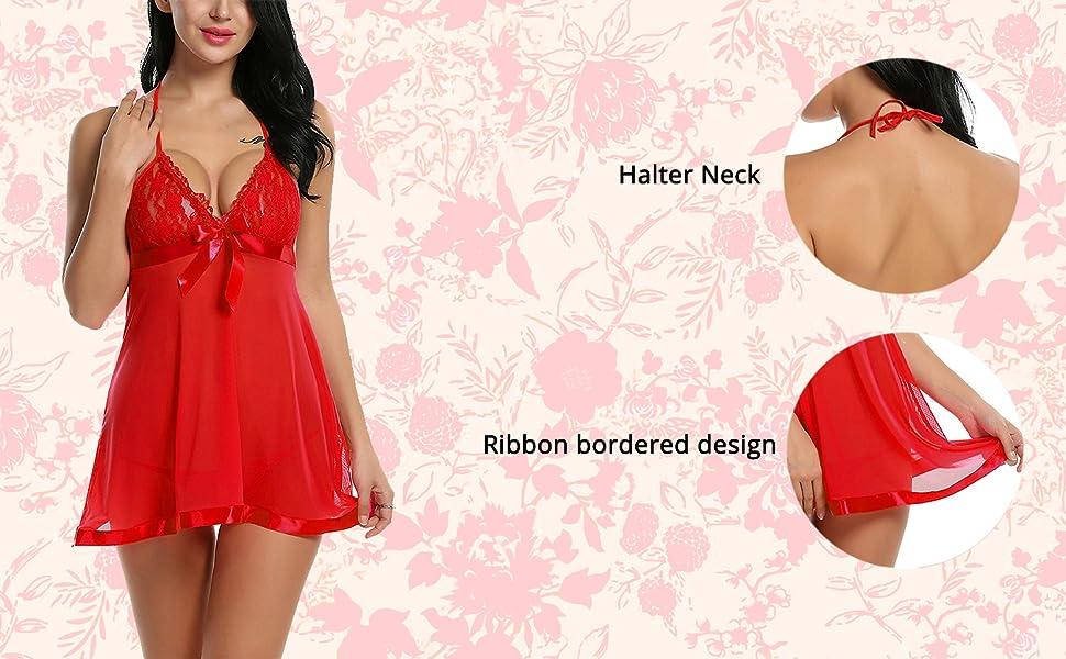 women sexy lingerie babydoll nightwear lingerie for sex