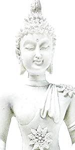 Buddha Statue Earth Touching Mudra Sakyamuni 4 inch