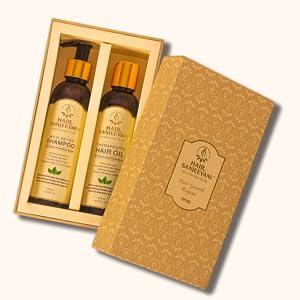 Hair Sanjeevani Hair Growth Regime Kit Combo Hairfall Herbs