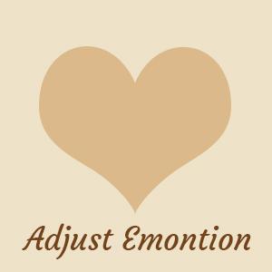 Adjust Emontion