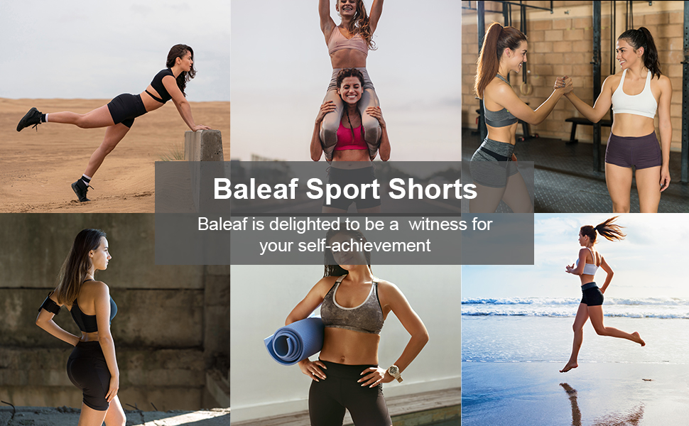 womens biker yoga  workout shorts
