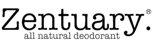Zentuary All Natural Aluminum Free Deodorant