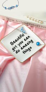 beautiful girl you can do amazing hard things gift for girl women friend female sister Inspirational