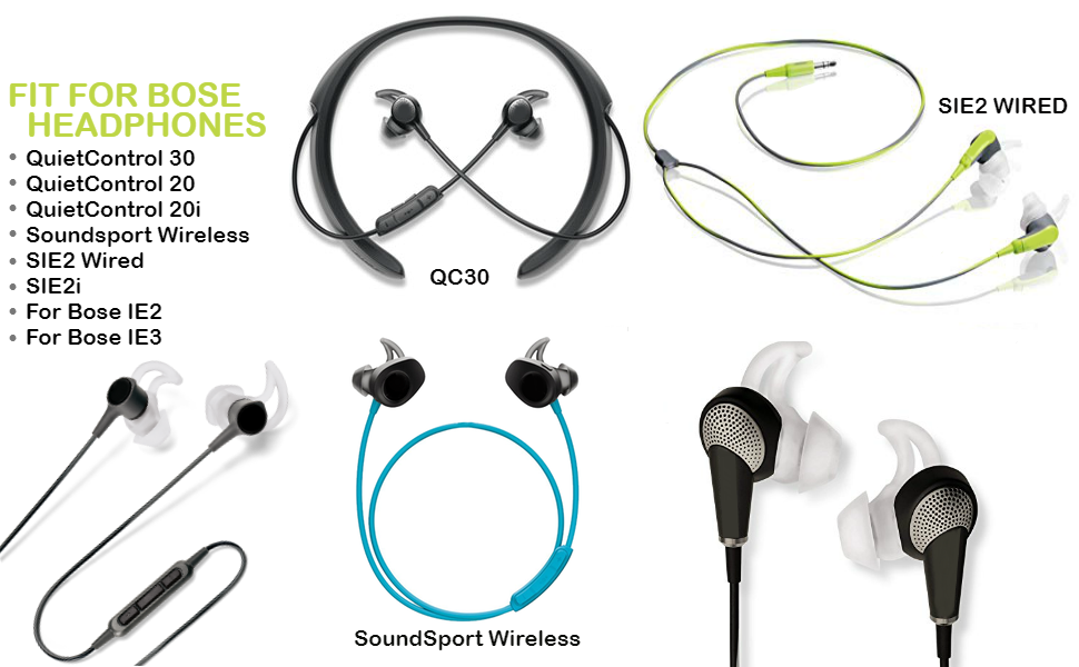 Bose Replacement Earbuds