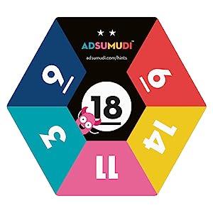 Adsumudi Card - 2 star