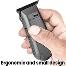 F-1c mini cut trimmer ergonomic design