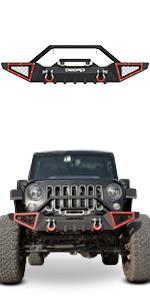 gladiator front bumper
