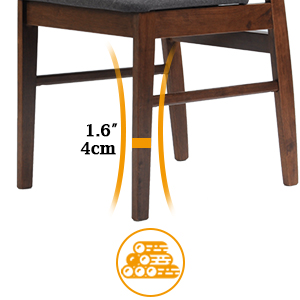 Solid Wood Chair Legs