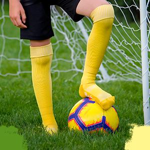 Rainbow Socks - Niño Niña Calcetines Largos Deportivos Fútbol ...