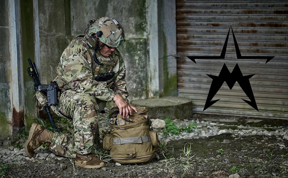 McRae Terassault tactical coyote Gore-Tex AR 670-1