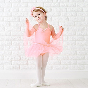 Cute Camisole Ballerina Outfits For Toddler Girls Dancewear