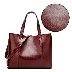 Stylish Reversible Tote Handbag for Women, Vegan Leather Shoulder Bag, Hobo bag, Satchel Purse