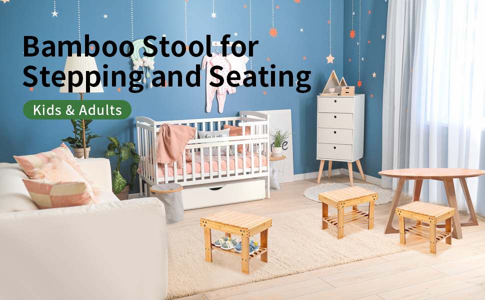 seat stool and step stool
