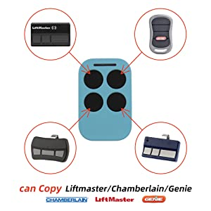 Universal garage remote control