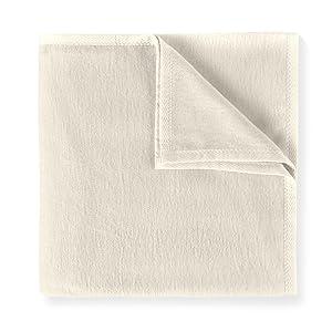 long staple cotton bed blanket throw Linen