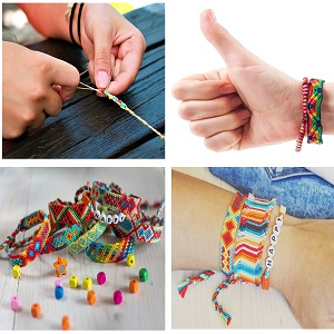 All Kinds of Friendship Bracelets