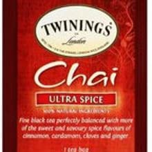 Ultra Spice Chai Tea