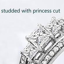 Princess-cut