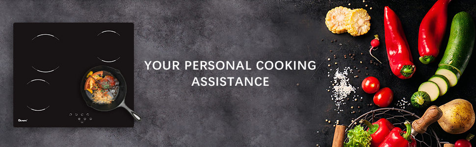 your personal cooking assistance