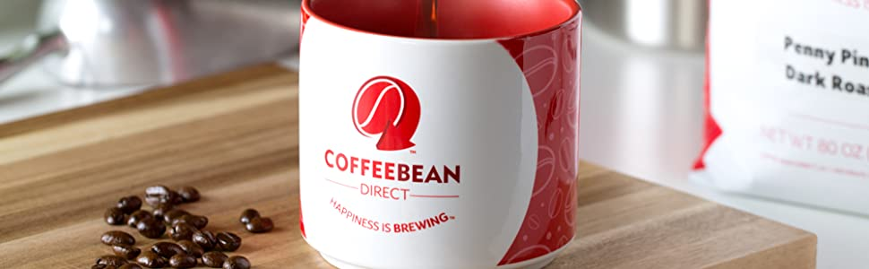 Coffee Bean Direct Dark House Blend