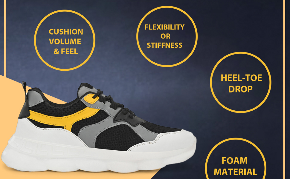 Elegant & Flexible Foot-Friendly Rock Protector Light Weighted Shoe with Mesh Designed SPN-REE
