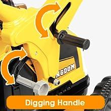 Digging Handle