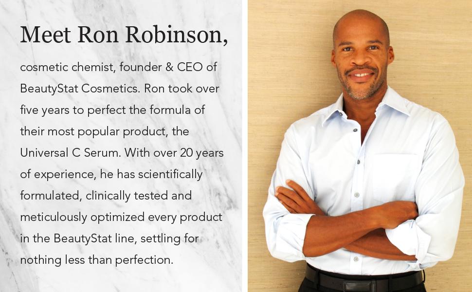 BeautyStat Mini Universal Essentials Kit Benefits Ron Robinson
