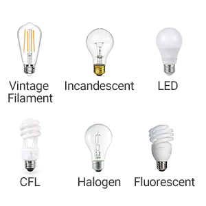 Compatible Bulbs