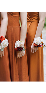 wrist corsages flower