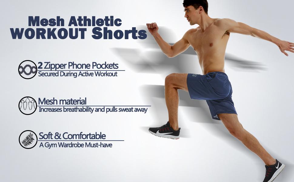 Mens Active Wear
